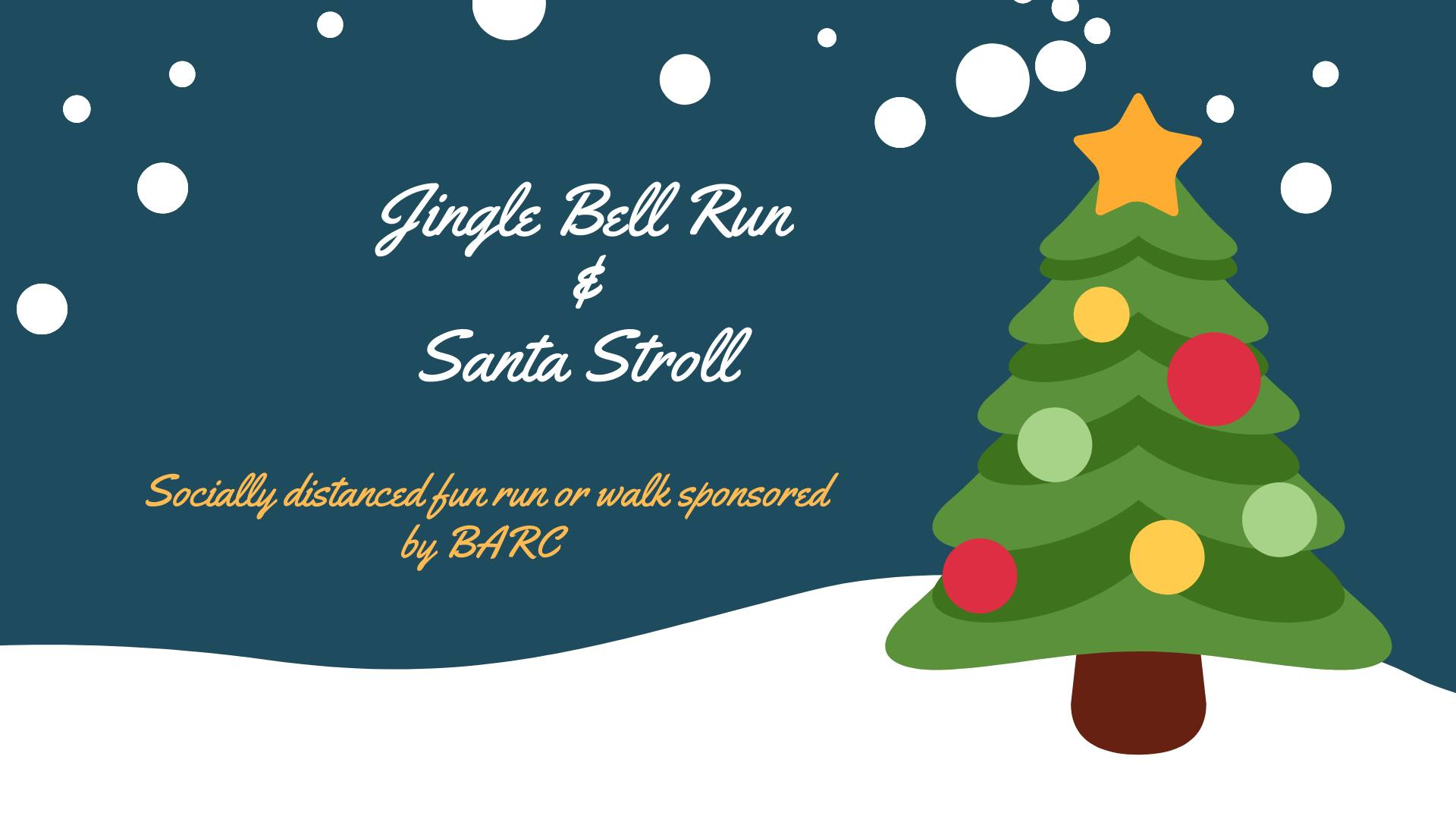 Things To Do-Jingle Bell Run & Santa Stroll