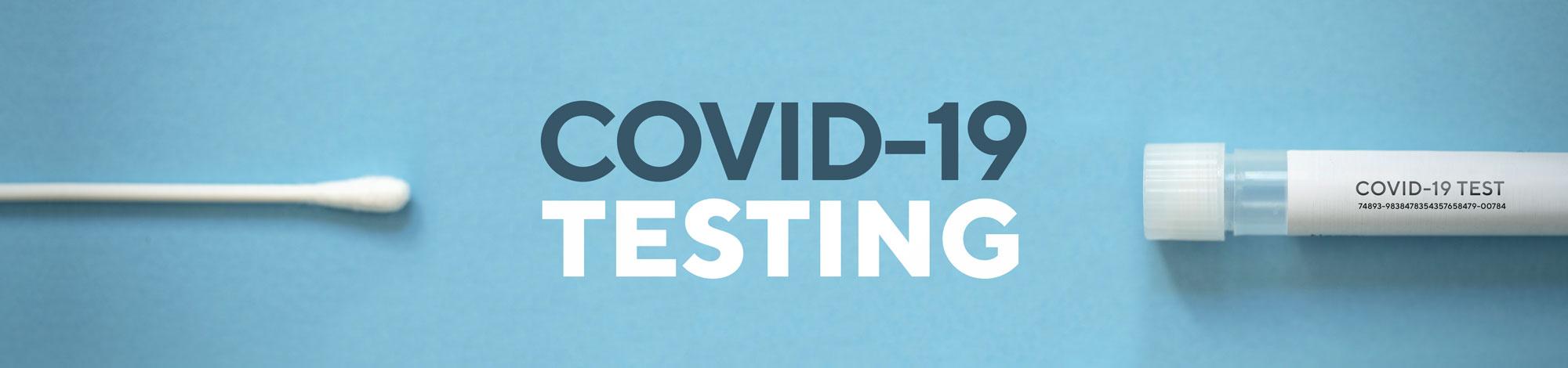 Fee COVID-19 Testing in Brunswick