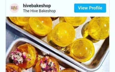 Martha Stewart Living Magazine Features Hive Bakery