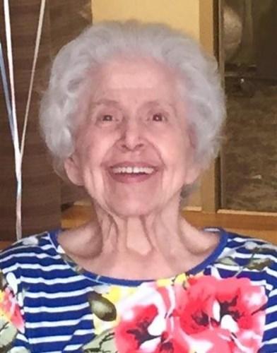 In Memory – June Alger
