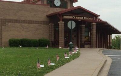 False Bomb Threat at Brunswick Middle School