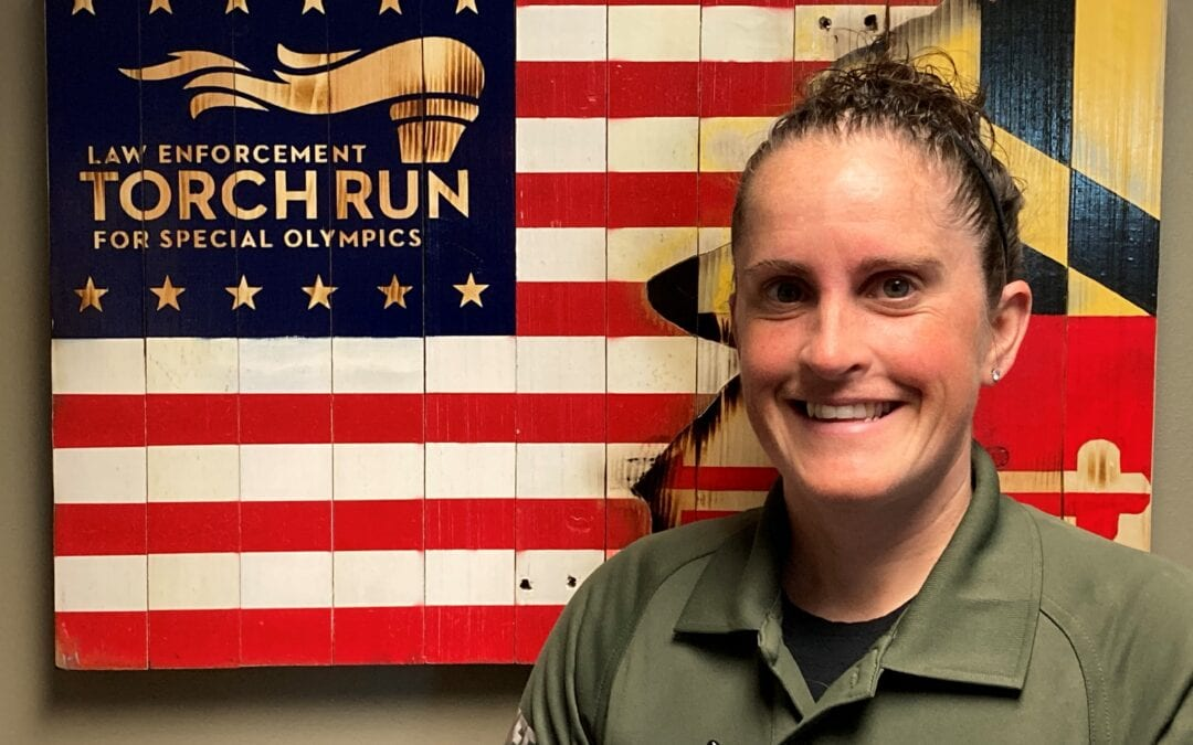 Local Deputy Selected to Carry Torch in 2022 Special Olympics