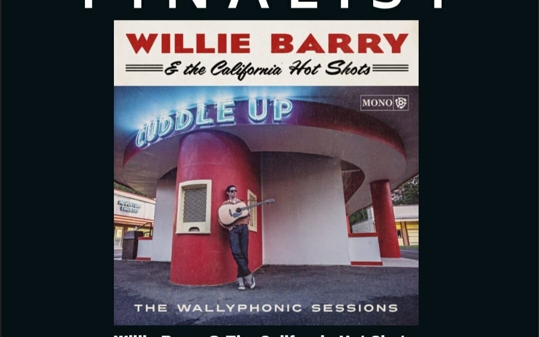 Willie Barry Nominated For Two Wammie Awards