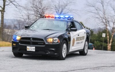Police Impersonator Targeting Frederick County Area