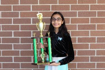 VIRTUAL SPELLING BEE CHAMPION CROWNED