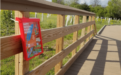 Community Happening – Poetry in Othello Park