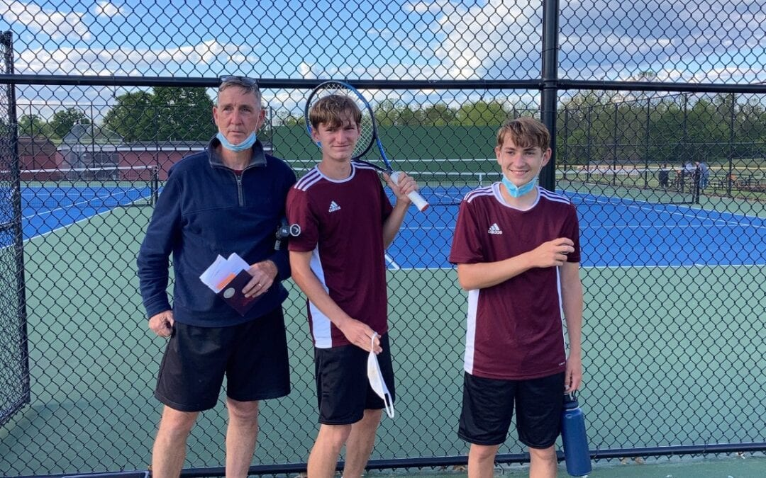 Brunswick High School Tennis Victory