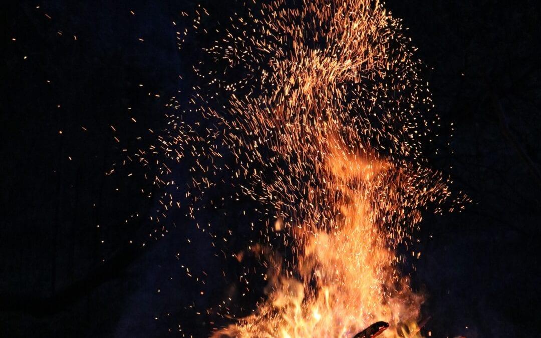 Annual Open Burn Ban Notification