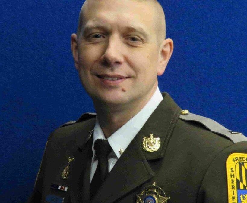 Adult Detention Center Command Officer Retires