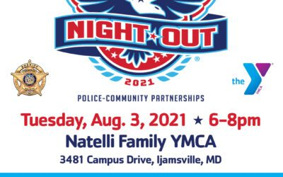 FCSO & YMCA of Frederick County Host National Night Out