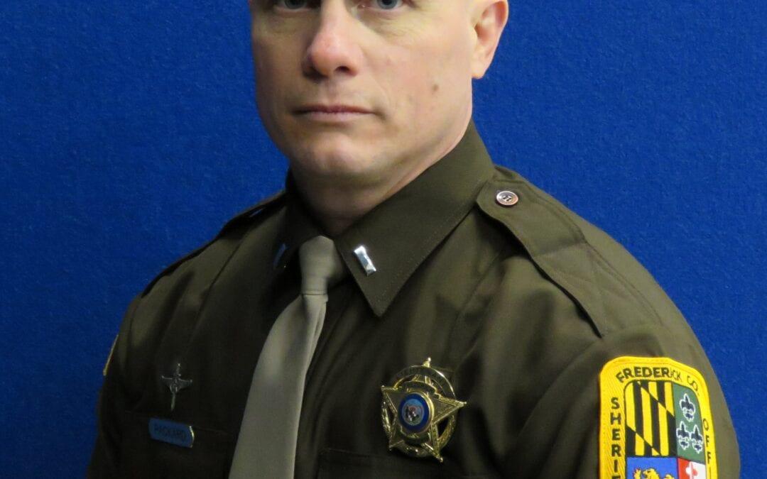 FCSO SWAT Commander Retires